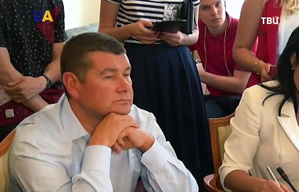 Нардеп Украины Александр Онищенко