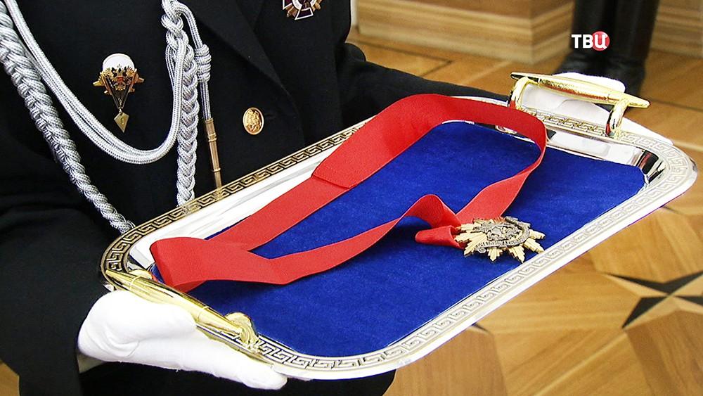 """Орден """"Почетный гражданин Москвы"""""""