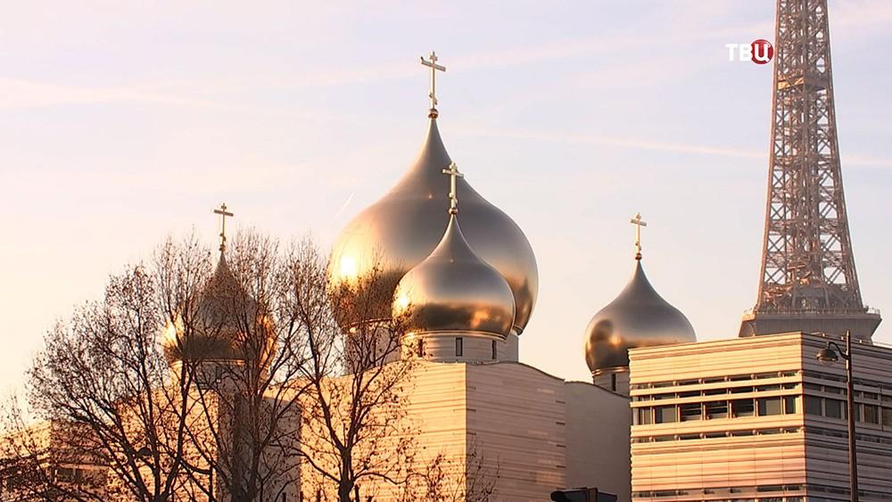 Кафедральный собор Святой Троицы в Париже