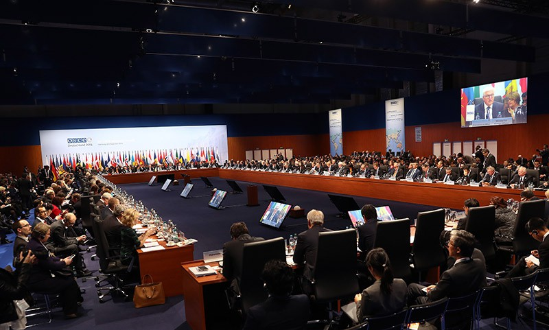 Заседания Совета министров иностранных дел ОБСЕ