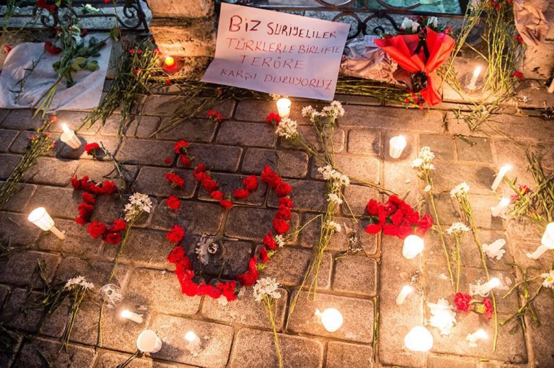 Траур в Турции