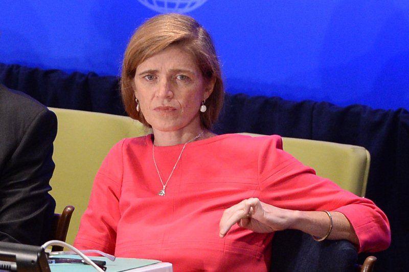Постпред США при ООН Саманта Пауэр