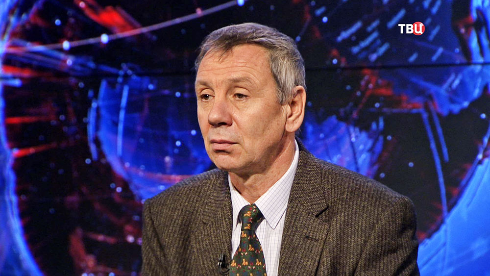 Политолог Сергей Марков
