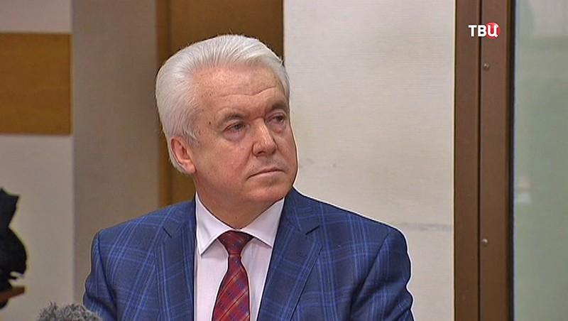 Бывший депутат Верховной Рады Владимир Олейник