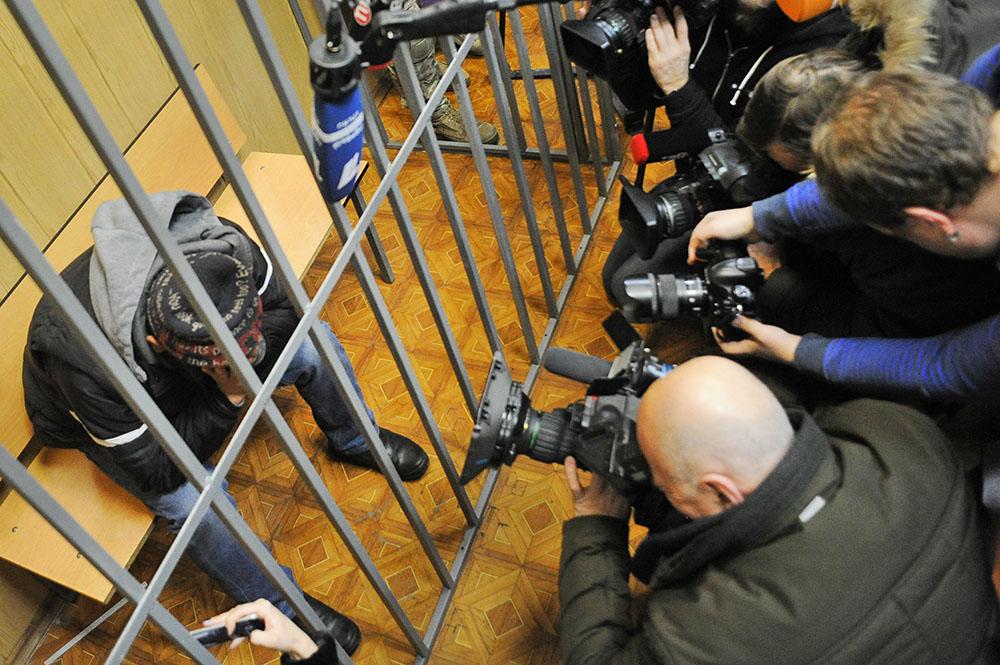 Московский суд арестовал подозреваемого вподготовке терактов встолице