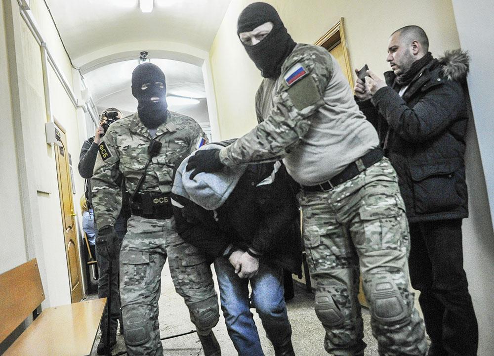 Арестованный по делу о подготовке терактов в Москве Аброр Хайдаров