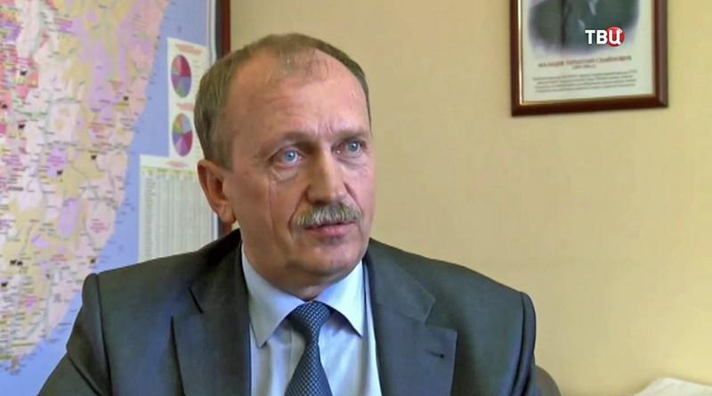 Вице-губернатор Приморья Сергей Сидоренко схвачен