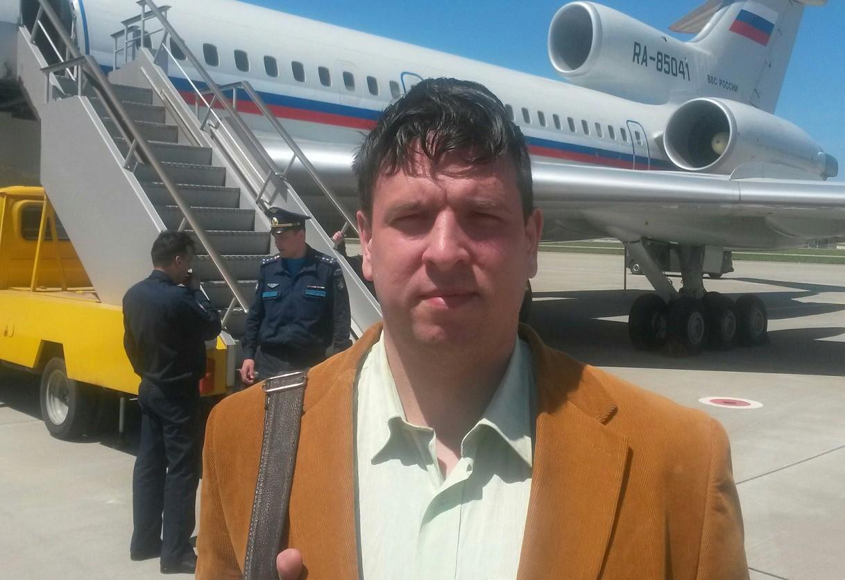 Музыкант Кирилл Давиденко