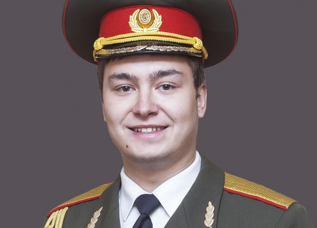 Музыкант  Алексей Мокриков