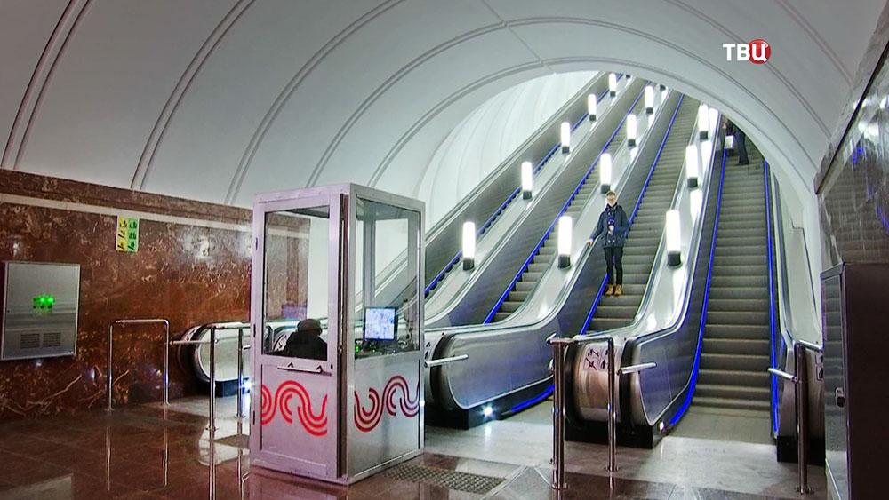 Станция «Фрунзенская» открылась после ремонта