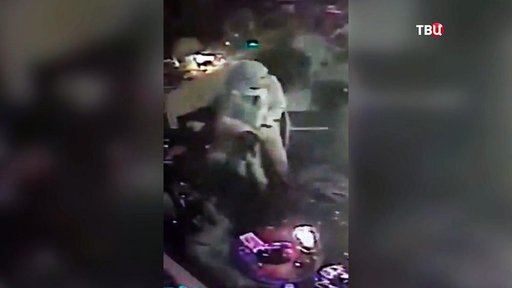 Нападение на клуб в Стамбуле