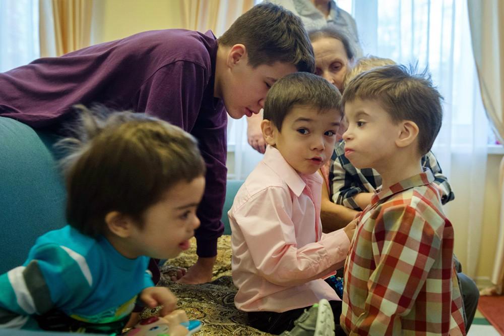 Сергей Собянин: В столице за6 лет число детей-сирот снижено вдвое