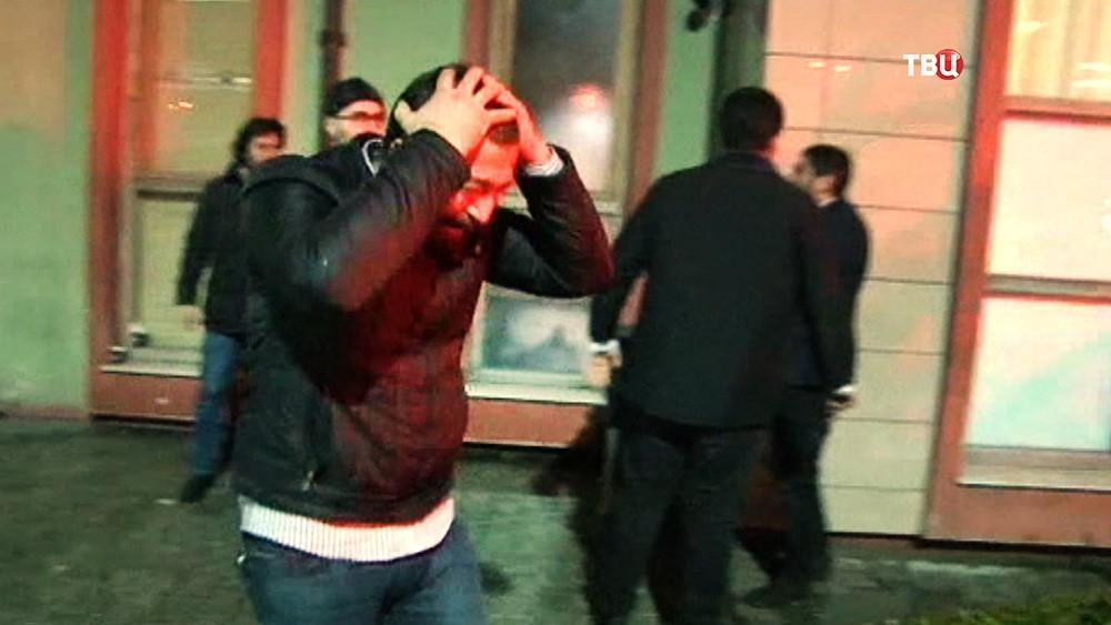 Близкие погибших в теракте в Турции