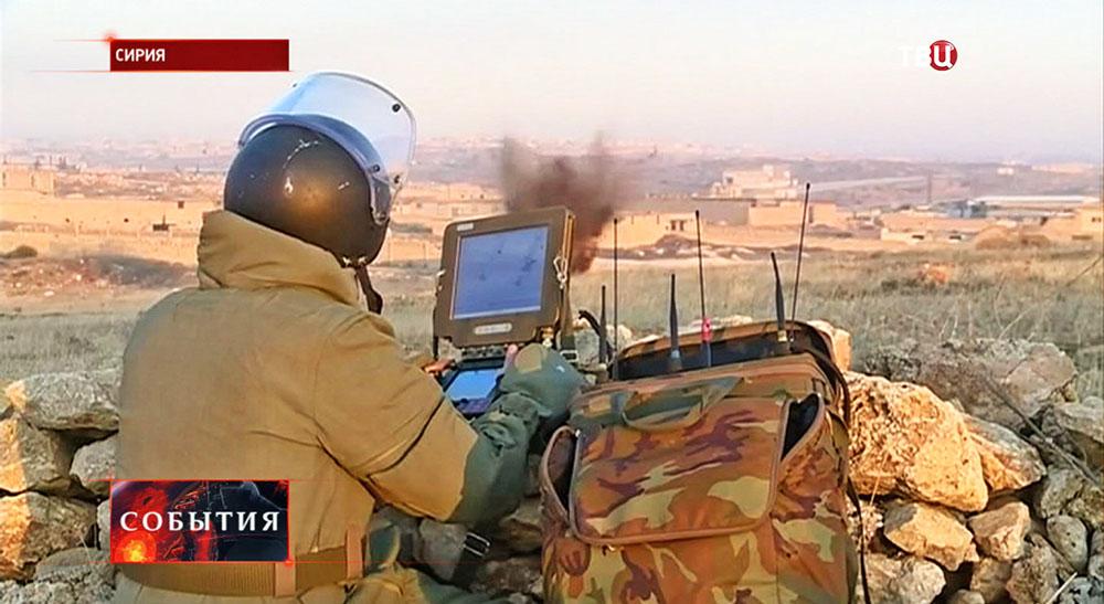 ВАлеппо обезврежено 26 тыс. взрывных устройств