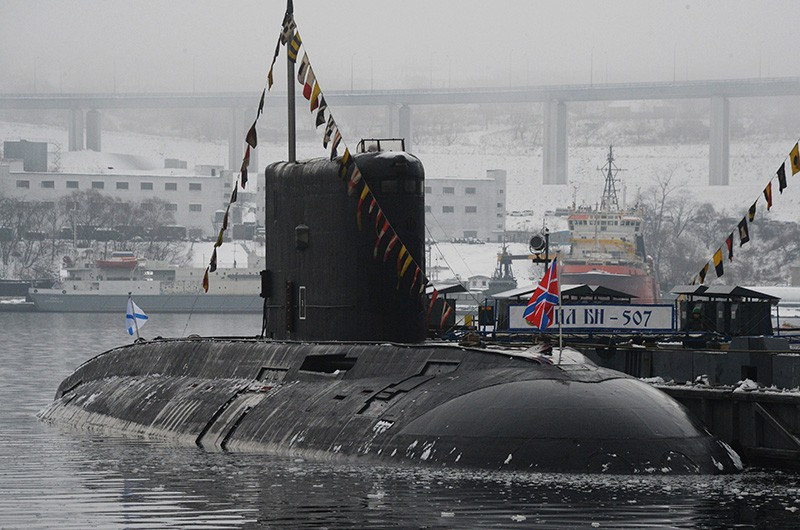 видео подводные лодки россии 2016