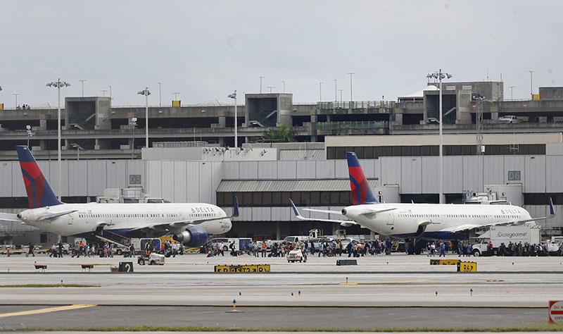 Аэропорт Флориды, США