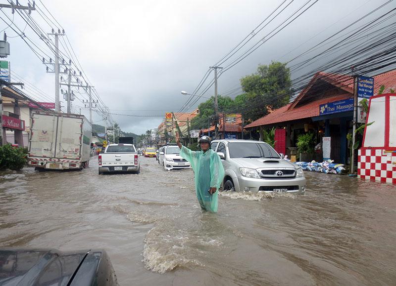 Число погибших наводнения вТаиланде выросло до 31 человека