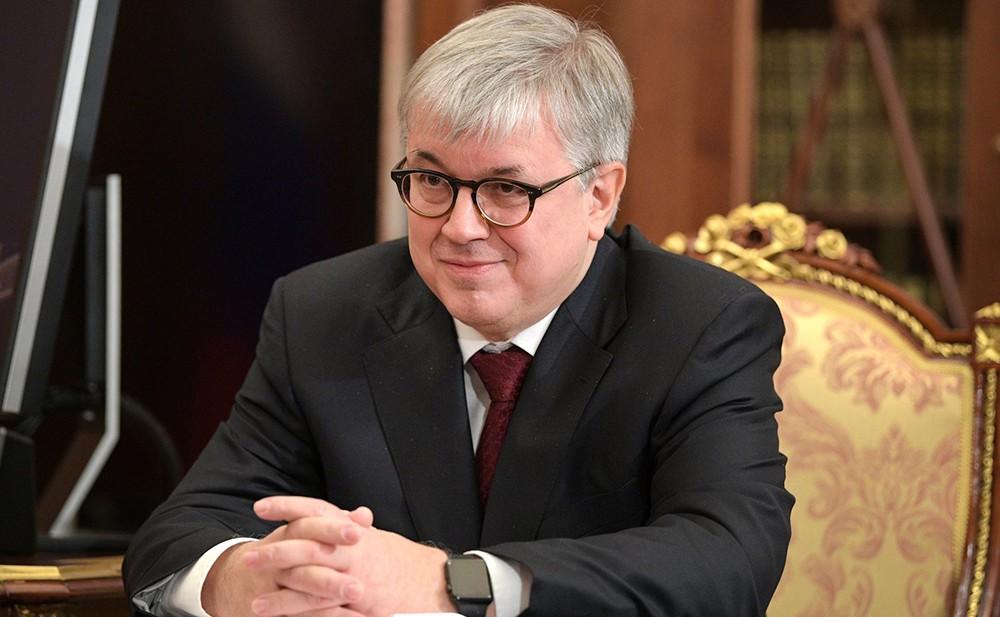Ректор Высшей школы экономики Ярослав Кузьминов
