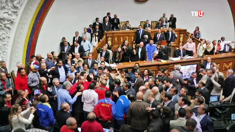 Парламент Венесуэлы