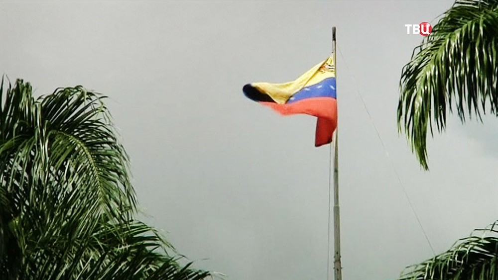 Флаг Венесуэлы