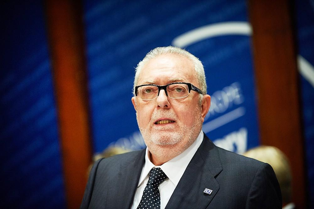 Председатель Парламентской Ассамблеи Совета Европы (ПАСЕ) Педро Аграмунта