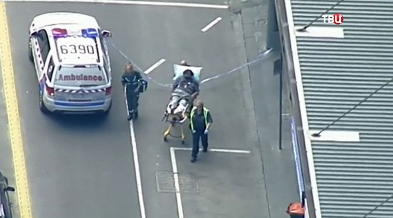 Пострадавшие от стрельбы в Мельбурне