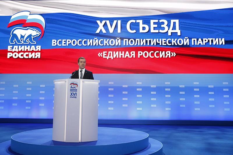 Медведев: санкции - это надолго, будем кормить себя сами