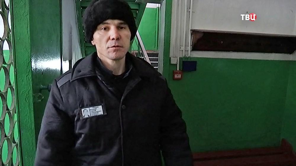 """Осужденный за участие в """"Правом секторе"""" Алексей Шемелин"""