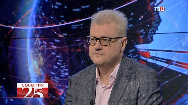 Дмитрий Орлов, генеральный директор Агентства политических и экономических коммуникаций
