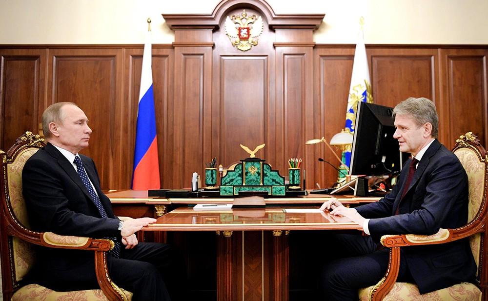 Путин— ольготных кредитах аграриям: «Бюрократию нужно минимизировать»