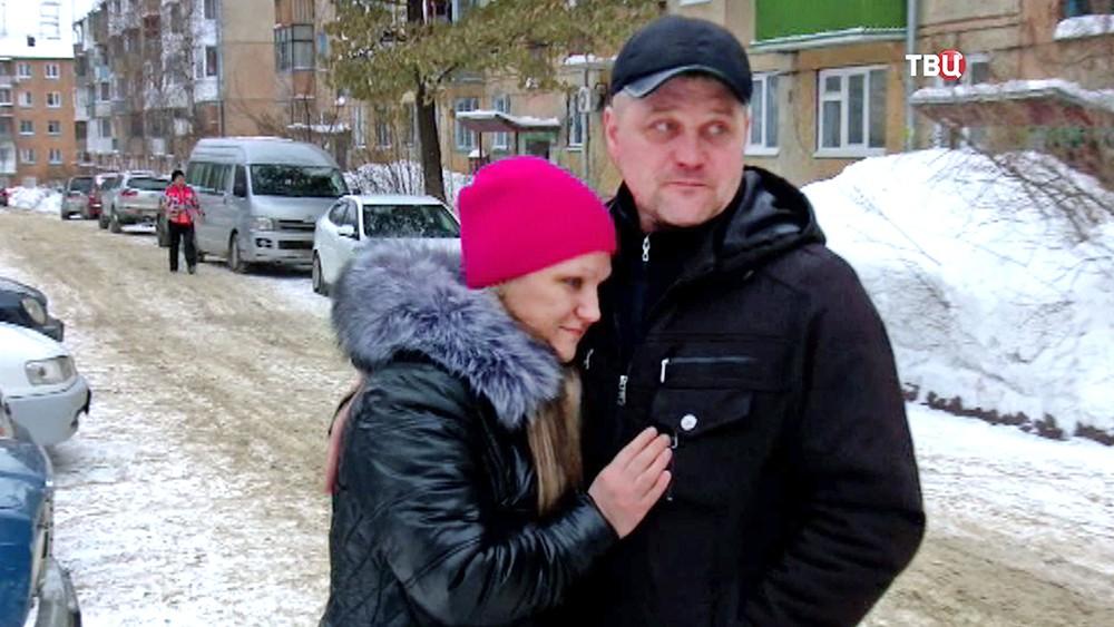 Родители ребенка, пострадавшего от действия медиков в Кемерово