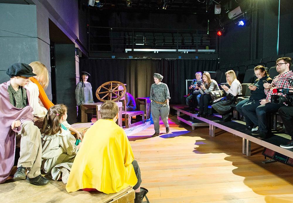 Театральный центр детского творчества