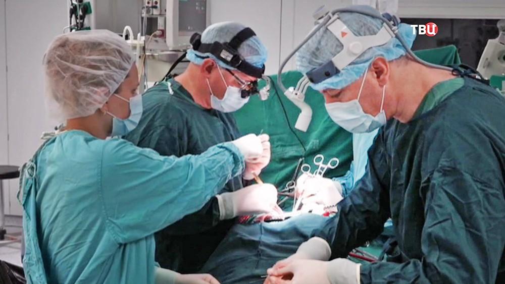 Украинские хирурги