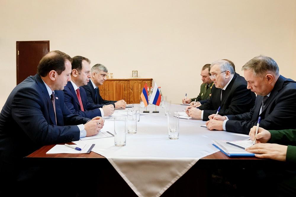 Военное сотрудничество Российской Федерации иАрмении развивается удачно — МОРФ