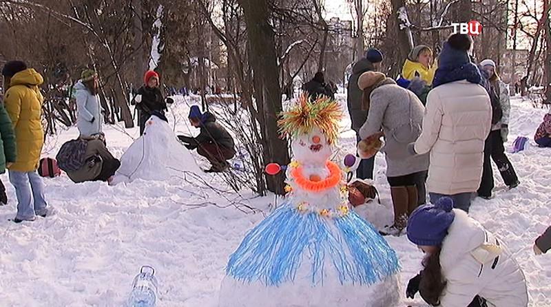 "Фестиваль ""Снеговик"""