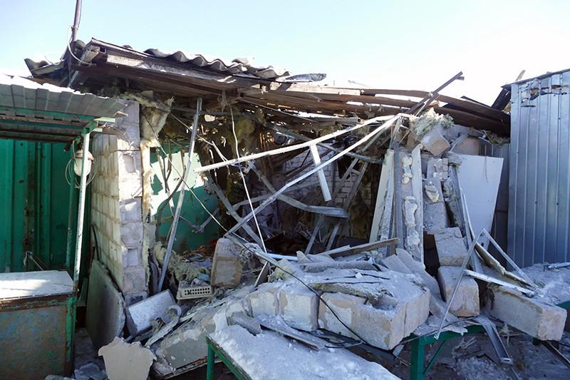 ВСУ потеряли неменее 65 человек при попытке захватить позиции ДНР