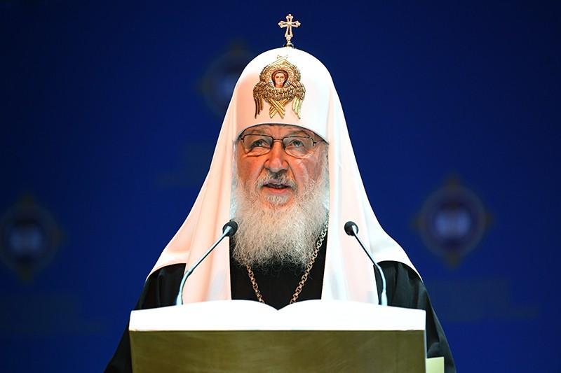 Андрей Воробьев поздравил патриарха Кирилла сгодовщиной интронизации