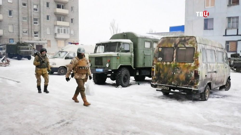 ДНР заподозрила украинских силовиков вминировании Авдеевского коксохима