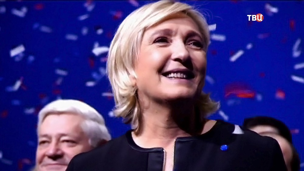 Марин Ле Пен