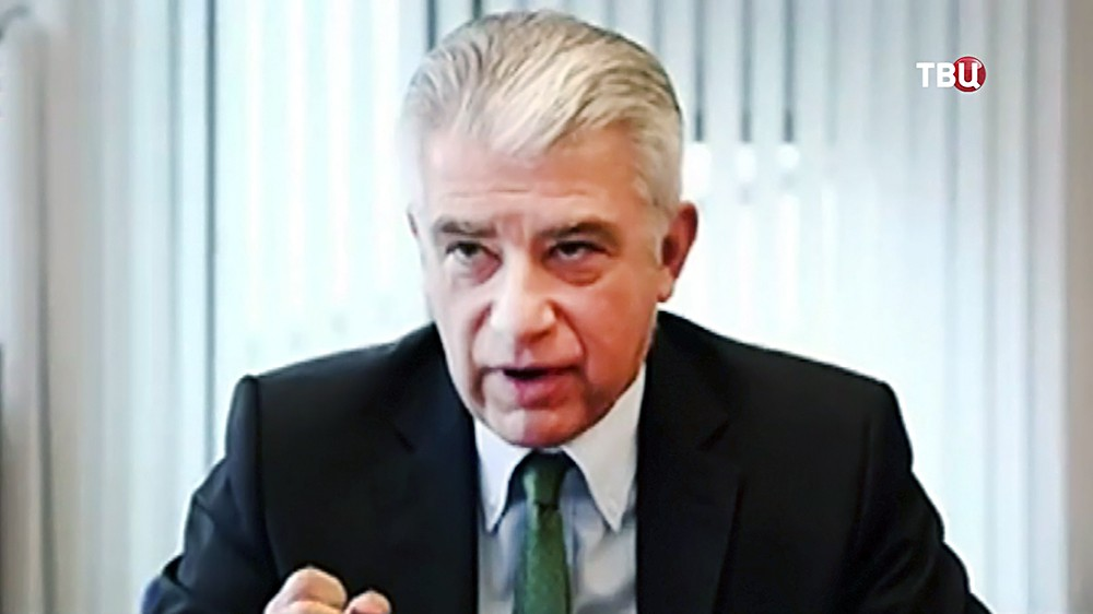 Посол Германии на Украине Эрнст Райхель