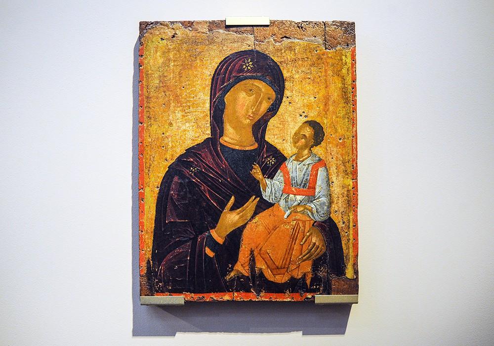 """Выставка """"Шедевры Византии"""""""