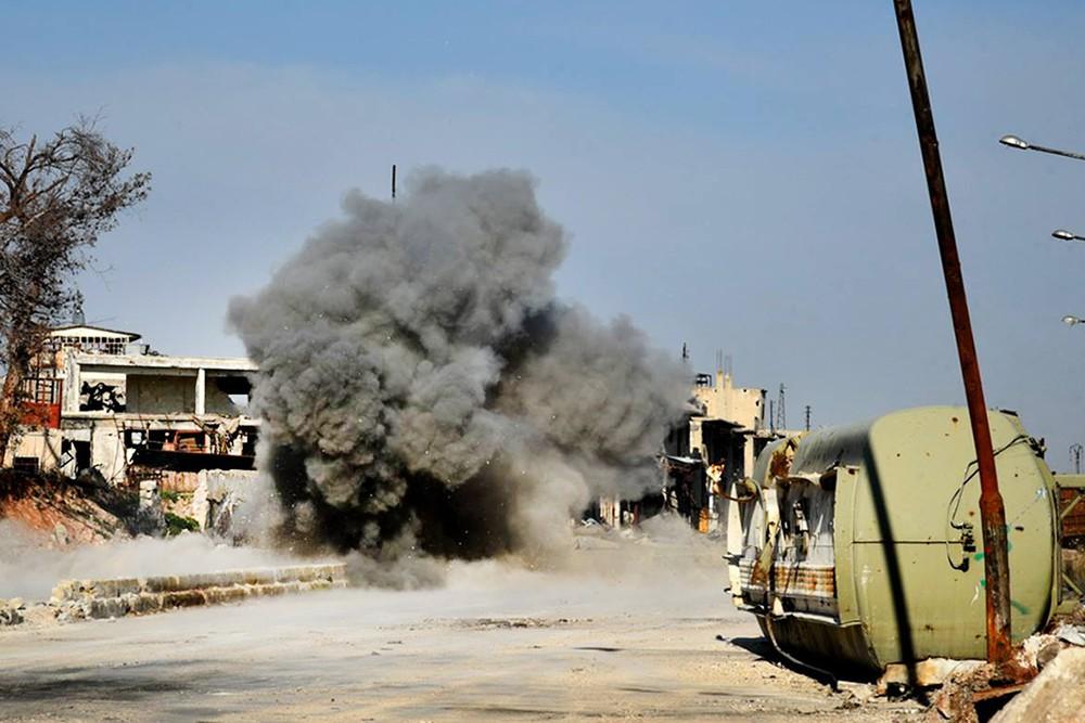 Дональд Трамп официально уведомил съезд оракетных ударах вСирии