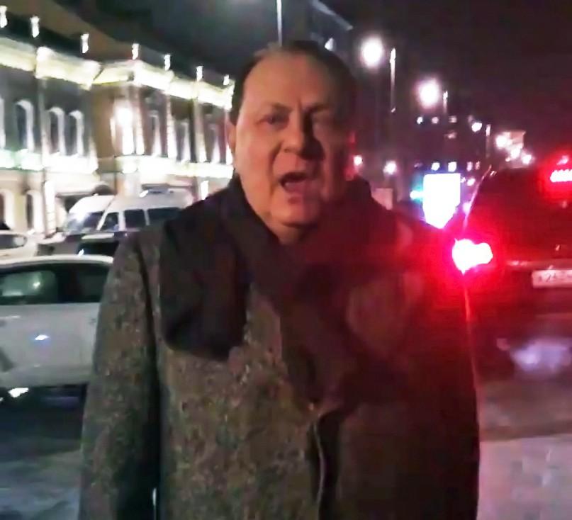 Директор театра Ленком Марк Варшавер