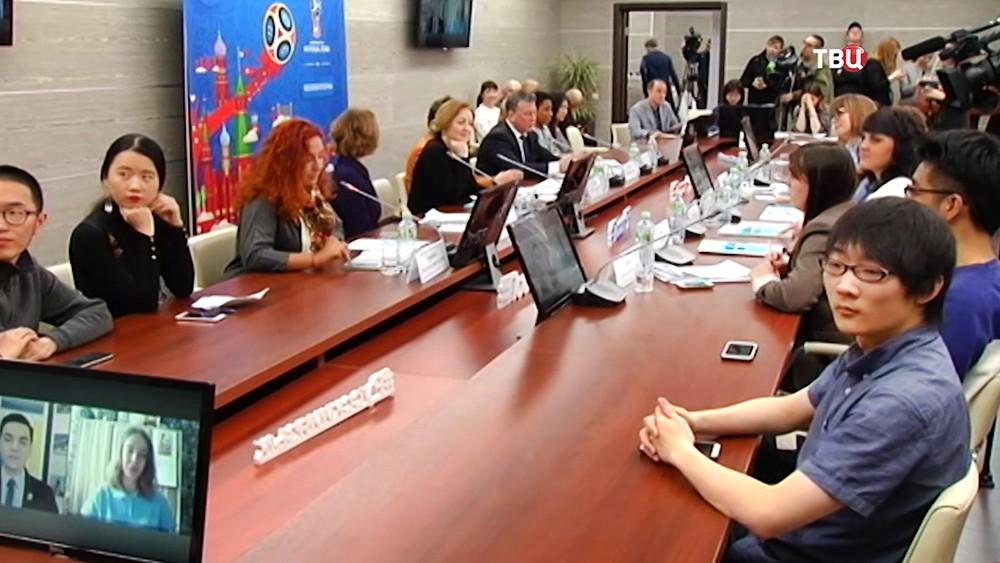 Онлайн-курсы по русскому языку для волонтеров ЧМ-2018