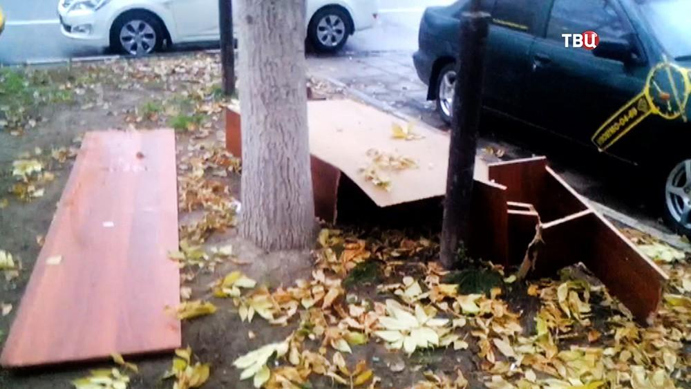 Принудительное выселение из квартиры