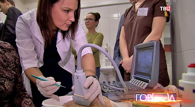 Мастер-класс по исследованию рака молочной железы