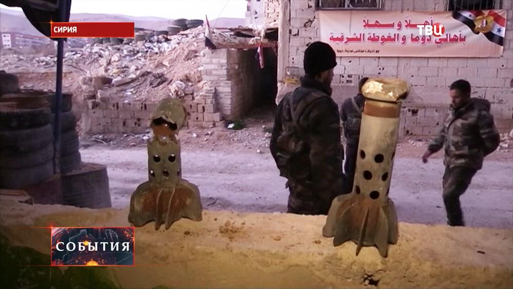 Город Алеппо, Сирия