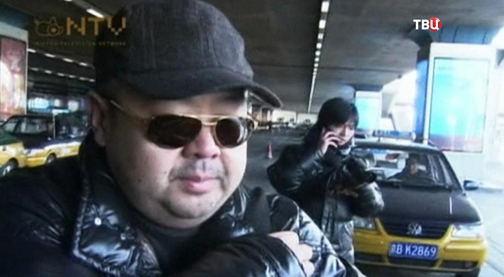 Брат лидера КНДР Ким Чен Ына Ким Чен Нам