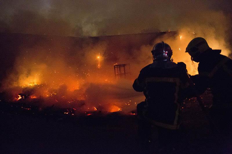Пожарные Франции