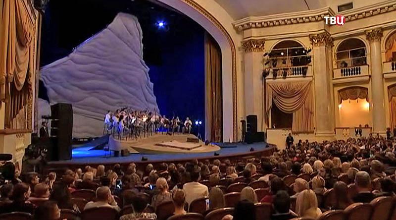 Фестиваль искусств в Сочи